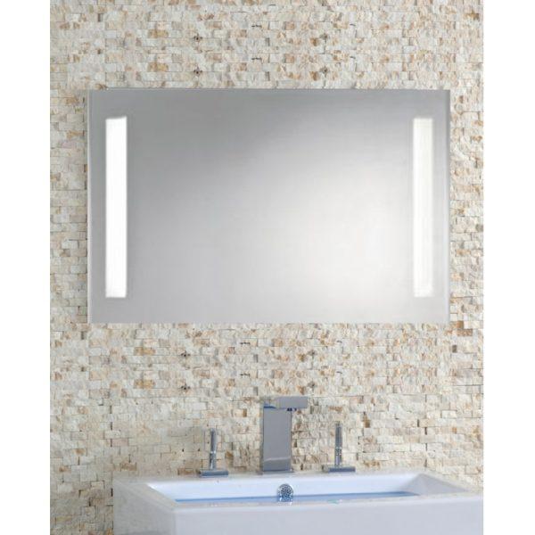 Espejo con marcos decorados rozen for Espejo rectangular con marco