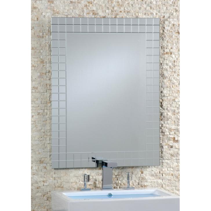 Espejo con marcos decorados rozen for Utilisima espejos decorados