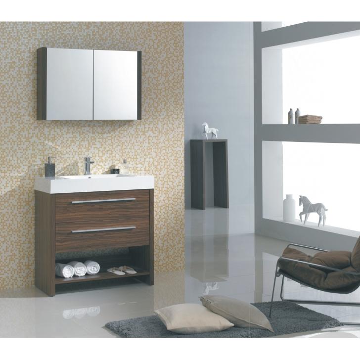 Mueble de ba o luxurious 90 cm rozen for Mueble bano 90 cm