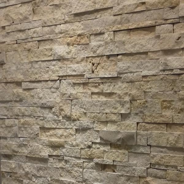 Rev piedra natural travertino 15x60 rozen - Revestimiento piedra natural ...