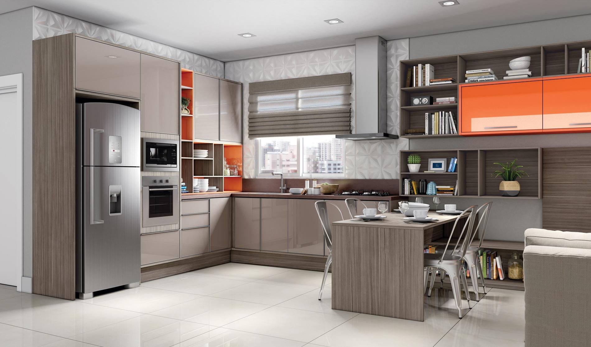 Cocinas de Diseño - Rozen
