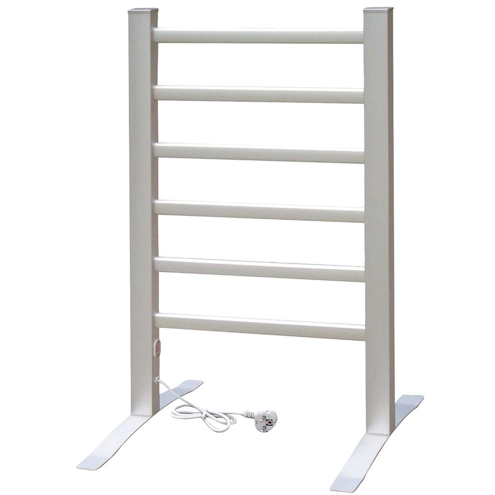 calienta toallas de pie rozen 6 barras de aluminio